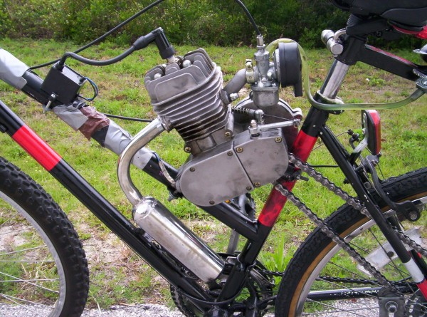 Electric motor bicycle for Bicycles with electric motors