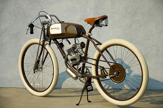 Motorized Bicycle Kits