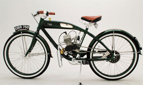 motorized bicycle kits 1 Advantages of Motorized Bicycle Kits