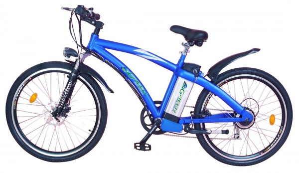 motorized bicycle kits 2 600x347 Advantages of Motorized Bicycle Kits
